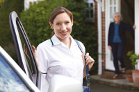 Free article: A day in the life of a  home care manager