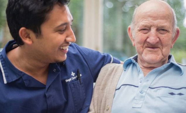Evaluation article: Dignity in care